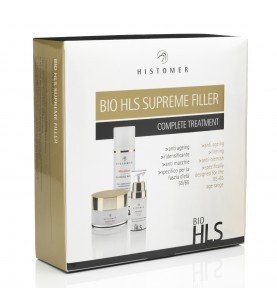 Histomer (Хистомер) Supreme Filler Complete Treatment / Набор SUPREME BIO HLS (мицеллярная вода, крем-филлер, сыворотка Absolute)