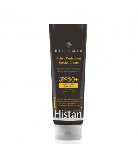 Histomer (Хистомер) Histan Body Cream SPF 50+ / Солнцезащитный крем регенерирующий SPF 80, 100 мл