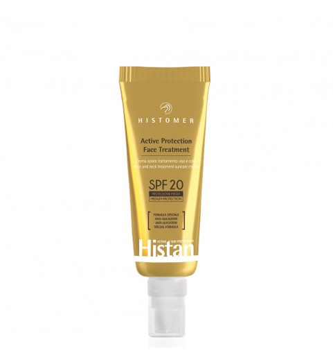 Histomer (Хистомер) Face Cream SPF 20 / Солнцезащитный крем SPF 20 для лица, 50 мл