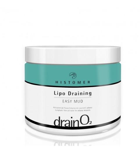 Histomer (Хистомер) Lipo Draining Easy Mud / Липо-дренажная маска-активатор (проф), 500 мл