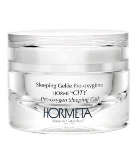 Hormeta (Ормета) HormeCity Pro-Oxygen Sleeping Gel / ОрмеСити Гель оксигенирующий ночной, 50 мл