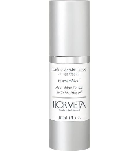 Hormeta (Ормета) HormeMat Anti-Shine Cream with Tea Tree Oil / ОрмеМатирование Матирующий крем с эфирным маслом чайного дерева, 30 мл