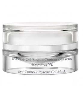 Hormeta (Ормета) HormeLine Eye contour rescue gel mask / ОрмеЛайн Маска-гель Спасатель для контура глаз, 15 мл