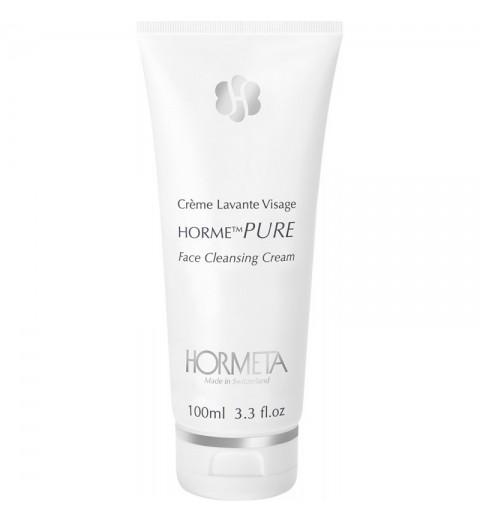 Hormeta (Ормета) HormePure Face cleansing cream / ОрмеПюр Очищающий пенящийся крем для лица, 100 мл