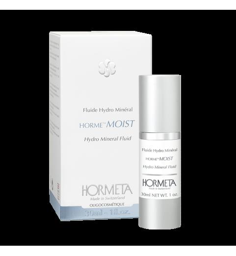 Hormeta (Ормета) HormeMoist Hydro Mineral Fluid / ОрмеУвлажнение Увлажняющая эмульсия с минералами, 30 мл
