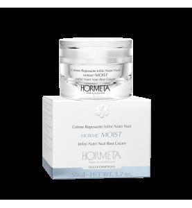 Hormeta (Ормета) HormeMoist Infini Nutri Nuit Rest Cream / ОрмеУвлажнение Успокаивающий расслабляющий питательный ночной крем, 50 мл
