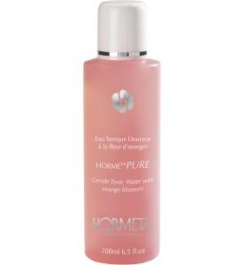 Hormeta (Ормета) HormePure Gentle  tonic water with orange blossom / ОрмеПюр Нежный тоник с цветками апельсинового дерева, 200 мл