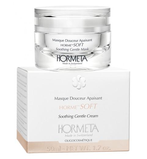 Hormeta (Ормета) HormeSoft Soothing Gentle Cream / ОрмеСофт Нежный успокаивающий крем, 50 мл