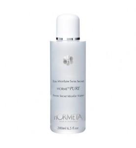 Hormeta (Ормета) HormePure Swiss secret micellar water / ОрмеПюр Мицеллярная вода Секрет Швейцарии, 200 мл