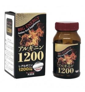 Infinity / БАД Аргинин-1200, 60 капсул