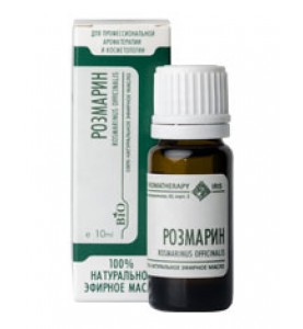 Iris Эфирное масло Розмарина, 10 мл