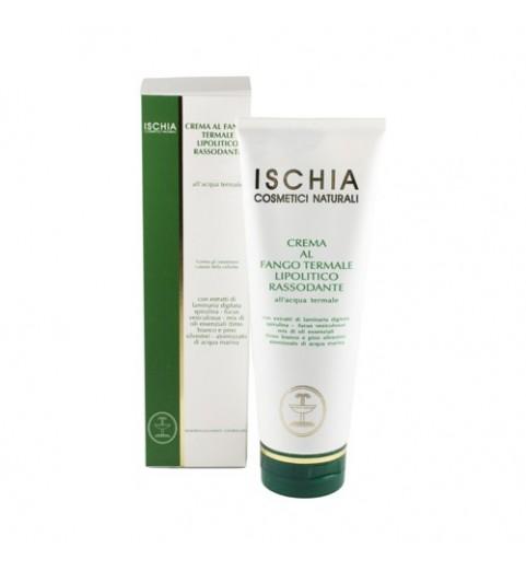 Ischia (Искья) Crema al Fango Lipolitico Rassodante / Лимфодренажный укрепляющий крем с термальной грязью, 250 мл