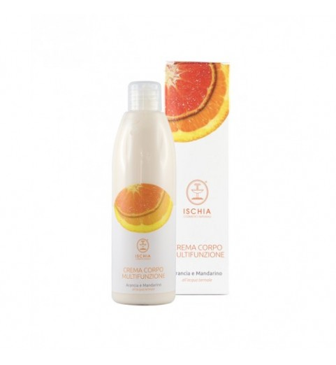 Ischia (Искья) Crema Corpo Multifunzione Arancia E Mandarino / Многофункциональный крем для тела с мандарином и апельсином, 250 мл