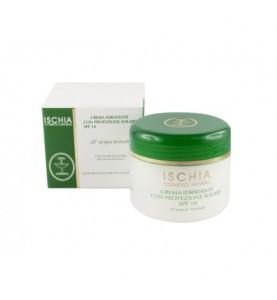 Ischia (Искья) Crema idratante con protezione solare / Увлажняющий крем для лица с солнцезащитным эффектом SPF 10, 100 мл