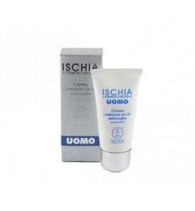 Ischia (Искья) Crema Contorno Occhi Antirughe / Мужской крем от морщин вокруг глаз, 50 мл