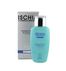 Ischia (Искья) Shampoo Doccia Rivitalizzante / Мужской шампунь-гель для душа, 200 мл