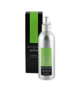 Ischia (Искья) Deodorante Acqua d'Ischia uomo / Мужской дезодорант-спрей с натуральным маслом лимона Искья, 150 мл