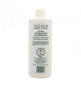 Ischia (Искья) Olio Massaggio Al Limone / Массажное масло с экстрактом лимона, 500 мл