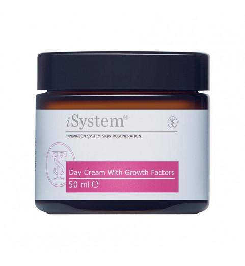 iSystem (Ай Систем) Day Cream with Growth Factors / Крем дневной с факторами роста, 50 мл