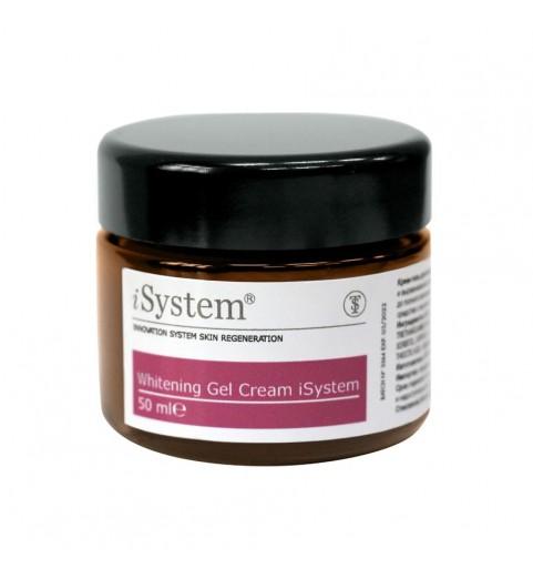 iSystem (Ай Систем) Whitening Gel Cream / Крем-гель против пигментации, 50 мл
