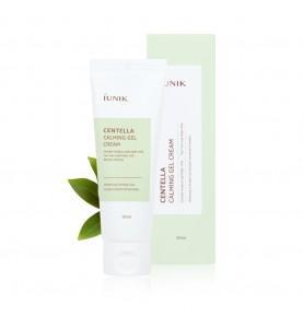 Iunik Centella Calming Gel Cream / Успокаивающий гель-крем для лица с центеллой, 60 мл