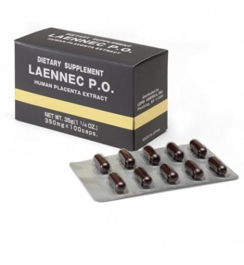 Laennec P.O. / БАД Капсулы Лаеннек, 350 мг х 100 капсул
