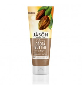 "Jason Cocoa Butter Hand & Body Lotion / Лосьон для рук и тела ""Какао"", 227 г"