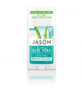 "Jason Aloe Vera Stick Deodorant / Твердый дезодорант ""Алоэ Вера"", 71 г"