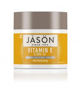 "Jason Vitamin Е Creme 5.000Iu / Крем ""Витамин 5.000МЕ"", 113 г"