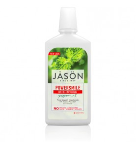 Jason Peppermint Mouthwash / Ополаскиватель для рта с мятой и корицей, 473 мл
