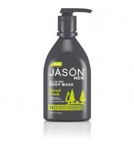 "Jason Mens Forest Fresh All-In-One Body Wash / Гель для душа ""Лесная свежесть"", 887 мл"