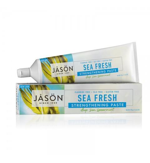 """Jason Sea Fresh Toothpaste / Детская паста """"Морская свежесть"""", 170 г"""