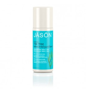 "Jason Tea Tree Oil Roll-On Deodorant / Шариковый дезодорант ""Чайное Дерево"", 89 мл"