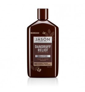 Jason Dandruff Shampoo / Шампунь для волос от перхоти, 355 мл