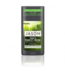 """Jason Forest Fresh Stick Deodorant / Твердый дезодорант """"Лесная свежесть"""", 71 г"""