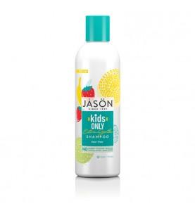 """Jason Extra Gentle Shampoo / Детский натуральный шампунь """"Экстра нежный"""", 517 мл"""