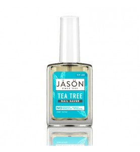 Jason Tea Tree Nail Saver / Средство для ухода за ногтями с маслом чайного дерева, 15 мл