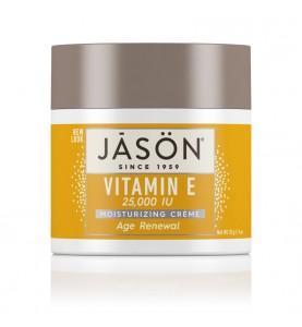 "Jason Vitamin E Creme 25.000Iu / Крем ""Витамин Е 25.000МЕ"", 113 г"