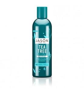 "Jason Tea Tree Oil Tharapy Shampoo / Нормализующий шампунь ""Чайное Дерево"", 517 мл"
