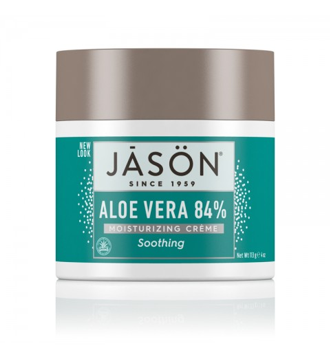 """Jason Aloe Vera Creme W,Vitamin 84% / Крем """"Алоэ Вера"""" 84%"""", 113 г"""