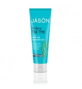Jason Purifying Tea Tree First Aid Soothing Gel / Гель для лица и тела с маслом чайного дерева, 113 г