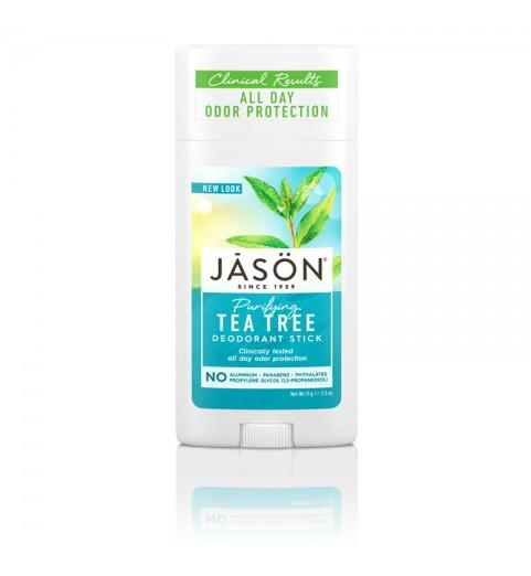 "Jason Tea Tree Oil Stick Deodorant / Твердый дезодорант ""Чайное Дерево"", 71 г"