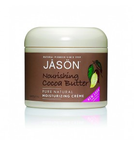 Jason Cocoa Butter Creme W,Vitamin E / Крем с маслом какао, 113 г