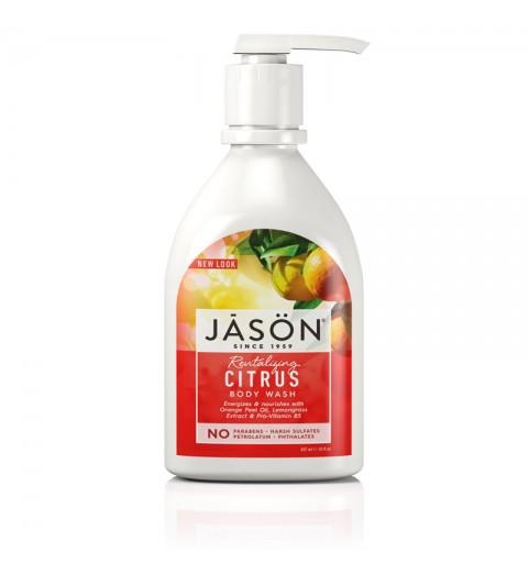 """Jason Citrus Body Wash / Гель для душа """"Цитрус"""", 887 мл"""