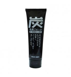 Junlove Charcoal Facial Foam / Пенка для умывания с древесным углем, 120 г