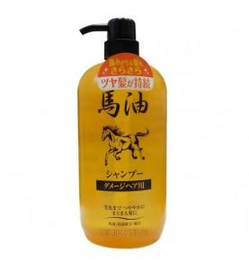 Junlove Horse Oil Shampo / Шампунь для повреждённых в результате окрашивания и химической завивки волос, 1000 мл