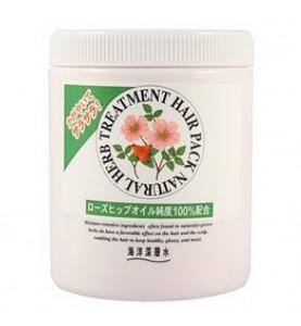 Junlove Natural Herb Treatment / Маска на основе натуральных растительных компонентов (с маслом шиповника, для нормальных волос), 800 мл