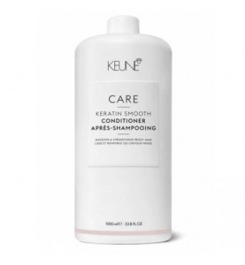 Keune Care Keratin Smoo Conditioner / Кондиционер Кератиновый комплекс, 1000 мл