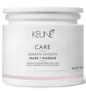 Keune Care Keratin Smooth Mask / Маска Кератиновый комплекс, 200 мл