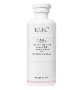 Keune Care Keratin Smooth Shampoo / Шампунь Кератиновый комплекс, 300 мл